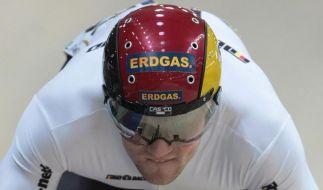 Silber für Welte und Levy bei Bahnrad-WM in Melbourne (Foto)