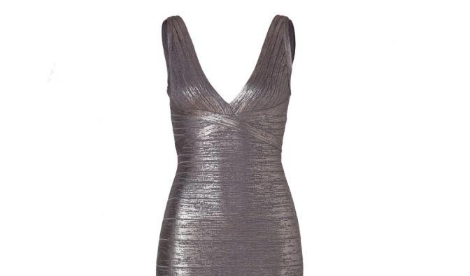 Silbernes Kleid (Foto)