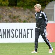 DFB-Frauen siegenim Auftaktspiel und schießen Ungarn ab (Foto)