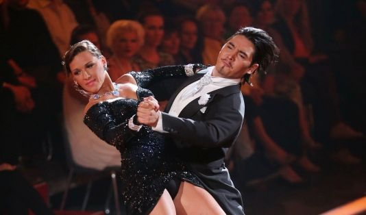 Simone Ballack und Erich Klann (Foto)