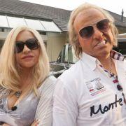 Sind sie's oder nicht? Die Proll-Millionäre Carmen und Robert Geiss.