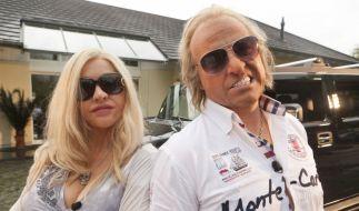 Sind sie's oder nicht? Die Proll-Millionäre Carmen und Robert Geiss. (Foto)