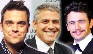 Sind Robbie, George und James wirklich schwul? (Foto)