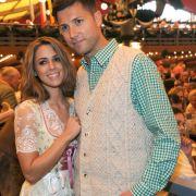 DIESE Stars haben bei Vanessa Mais Ehemann einen Vertrag (Foto)
