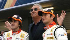 Singapur-Skandal in der Formel 1 (Foto)