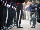 Pinguin wird norwegischer General