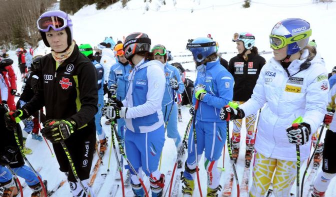 Ski Alpin Weltmeisterschaft 2011 (Foto)
