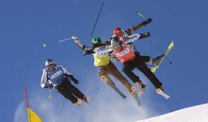 Skicross (Foto)