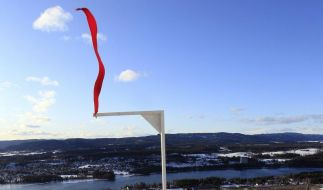 Skiflug-WM: Wind stoppt deutsche Springer (Foto)