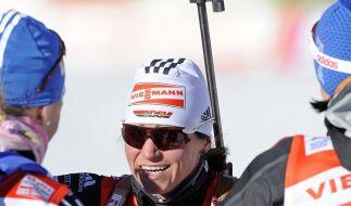 Skijäger im Soll: Siege für WM aufsparen (Foto)