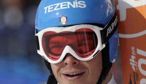 Skirennfahrer Innerhofer gestürzt - Kopfverletzung (Foto)
