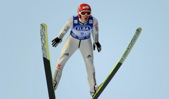 Skispringer Freund und Freitag angriffslustig (Foto)