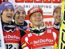 Skisprung-Weltcup  (Foto)