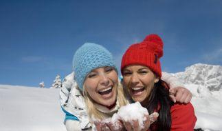Skiurlaub (Foto)