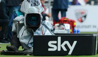 Sky zeigt die Spiele der 2. Fußball-Bundesliga live im Pay-TV. (Foto)