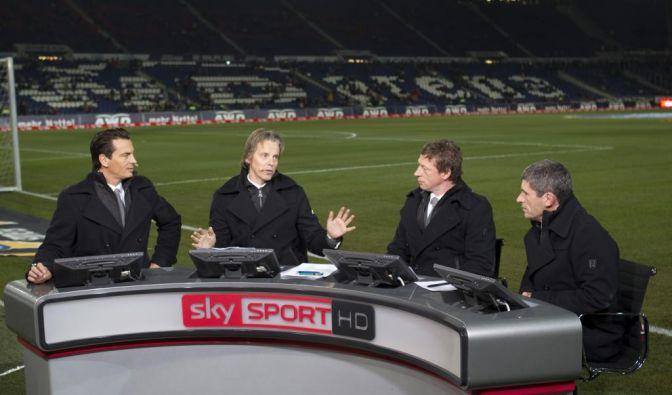 Sky Sport News HD (Foto)