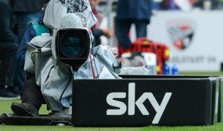 Sky zeigt alle Spiele der Bundesliga live im Pay-TV. (Foto)