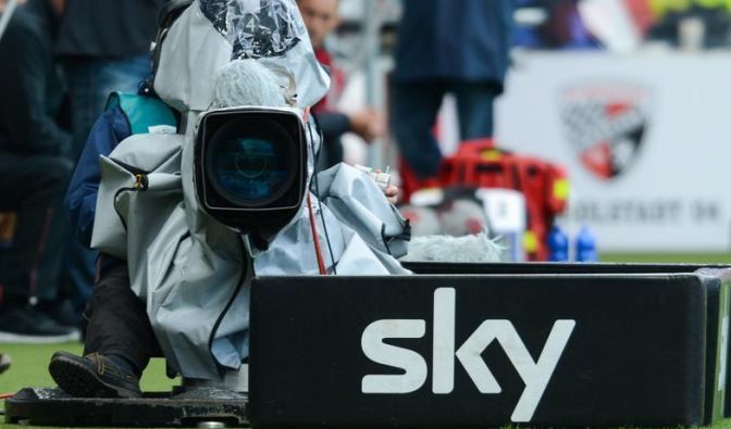 Sky zeigt alle Spiele der Fußball-Bundesliga live im Pay-TV.