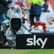 Sky zeigt die Spiele der Fußball-Bundesliga live im Pay-TV. (Foto)