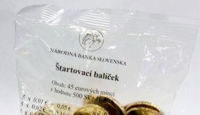 Slowakei Euro (Foto)