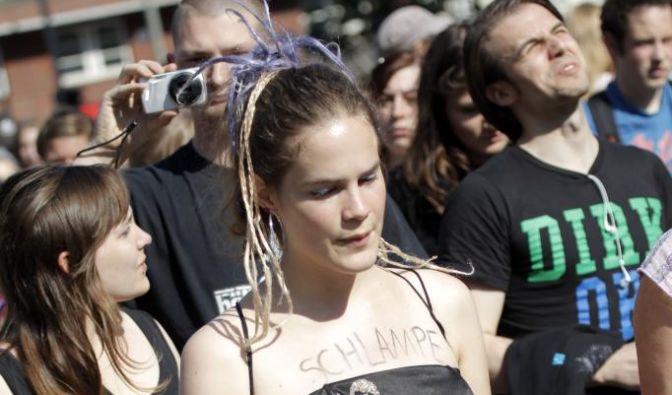 Slutwalk in Hamburg (Foto)