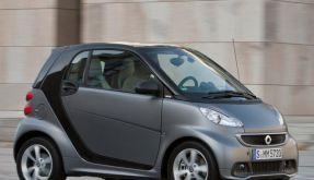 Smart Fortwo erhält Facelift (Foto)