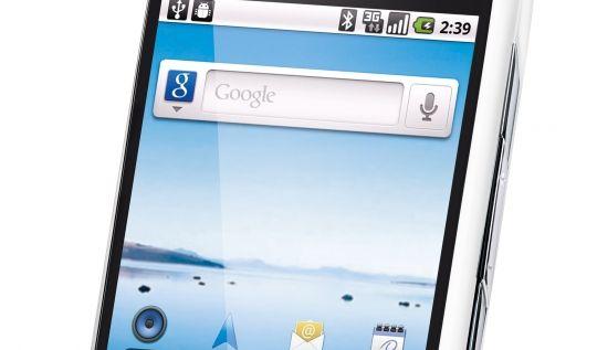Smartphone Base Lutea (Foto)