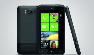 Smartphone HTC Titan (Foto)