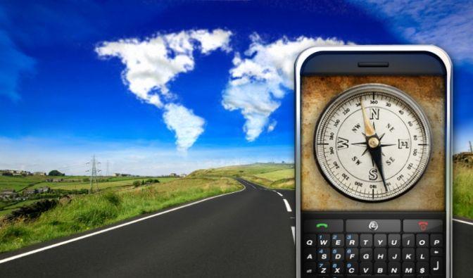 Smartphone-Navis (Foto)