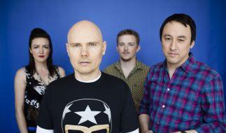 Smashing-Pumpkins-Boss Billy Corgan forscht mit neuen Mitstreitern nach dem perfekten Sound. (Foto)