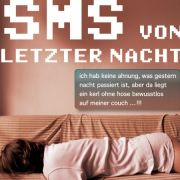 «SMS von letzter Nacht» sammelt einmal mehr peinliche und skurrile Kurzmitteilungen.
