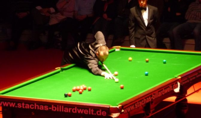 Snooker (Foto)