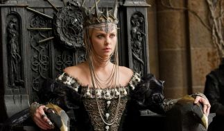 Snow White and the Huntsman: Charlize Theron, die fiese Königin Hollywoods (Foto)