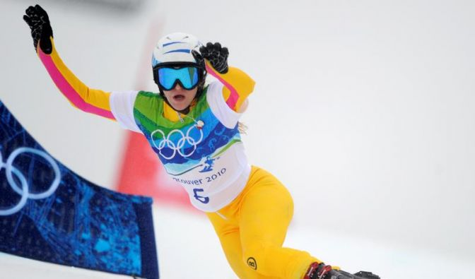 Snowboard-WM: Mit Mama Kober und Medaillenhoffnung (Foto)