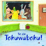 So ein Tohuwabohu: In Loes Riphagens Wohnzimmer ist was los! Bilderspaß für Kinder von vier Jahren an.