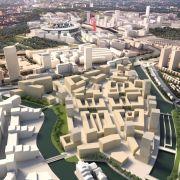 So sehen die Pläne für das Ikea-Viertel in London namens Strand East aus.