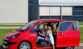So schlägt sich der Peugeot 1007 im Alltag (Foto)