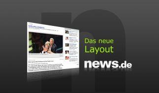 So sieht das neue news.de aus (Foto)