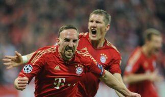 So stürmt Bayern ins Finale (Foto)