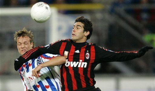 Soccer Kaka Man City (Foto)