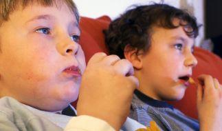 Sodbrennen bei Kindern (Foto)