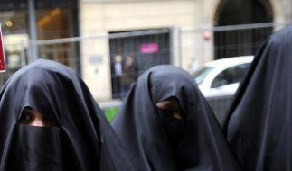 Söder liebäugelt mit Burka-Verbot (Foto)