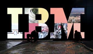 Software-Riese IBM entgeht EU-Strafe (Foto)