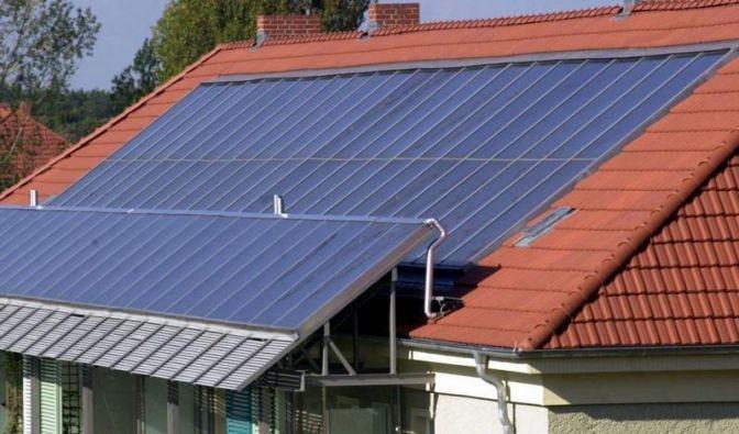 Solaranlage auf dem Dach macht sich steuerlich bezahlt (Foto)