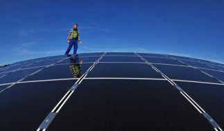 Solarförderung droht aus dem Ruder zu laufen (Foto)