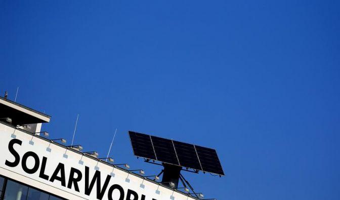 Solarworld von Krise voll erwischt: Aktie stürzt ab (Foto)