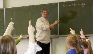Sold Lehrer (Foto)
