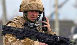 soldat (Foto)