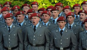 Soldaten (Foto)