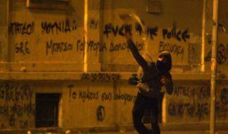 """""""Solidaritäts-Krawalle"""" in mehreren Metropolen (Foto)"""